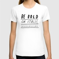 NEVER T-shirt by WASTED RITA