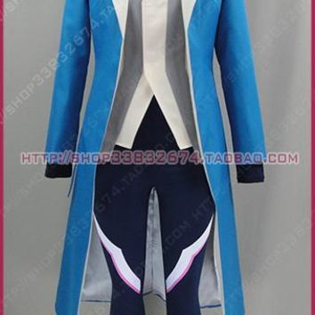 Pocket Monsters Game  Go Trainer Avatar Anime Blanche Team Mystic  Cosplay Costume with glovesKawaii Pokemon go  AT_89_9