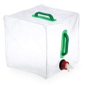 20L PVC Foldable Drinking Water Bag Container