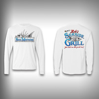 Robs Seaside Grill - Performance Shirt - Fishing Shirt