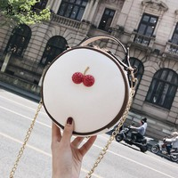 Cherry Poppin Clutch Purse Bag