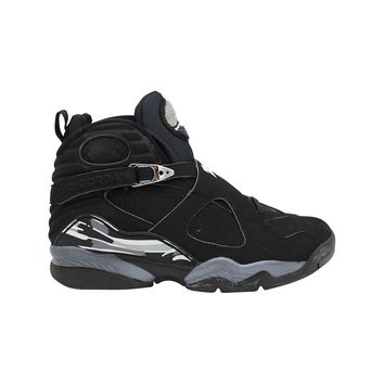 Air Jordan 8 VIII Men's Retro Black Chrome 2003 Release