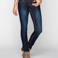 Rsq Ibiza Womens Skinny Jeans Dark Blast  In Sizes