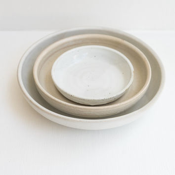 Colleen Hennessey Nested Bowls no. 252