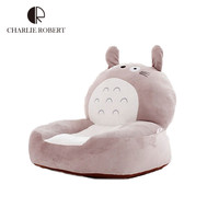 High Quality2015 Baby Bean Bag Kids Chair&Sofa Totoro Children's Plush Chair Cartoon Seat Sofa Cotton Toys For Children HK445