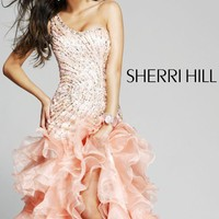 Sherri Hill 3848 Dress - MissesDressy.com