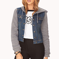 Easy Denim Jacket