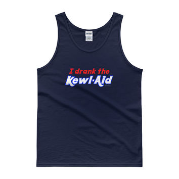 I Drank the Kewl Aid Psychedelic LSD Tank top