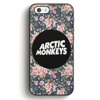 Arctic Monkeys Floral Vintage iPhone 5|5S Case | Aneend
