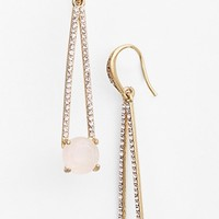 Women's Lauren Ralph Lauren Pave Drop Earrings