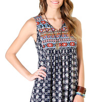 AZTEC PEASANT DRESS