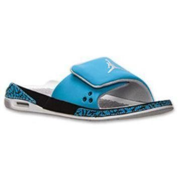 Men's Air Jordan Retro 3 Slide Sandals