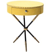 NEW! Citrine Side Table