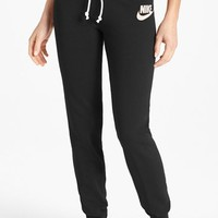 Nike 'Rally' Tight French Terry Sweatpants