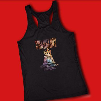 Fall Out Boy Paramore Women'S Tank Top