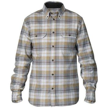 CREYYN3 Fjallraven Sarek Heavy Flannel Shirt - Men's