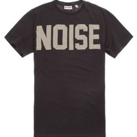 Rhythm Noise T-Shirt - Mens Tee - Black -