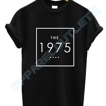 the 1975 box t shirt swag dope tumblr facedown album tour matt healy fashion tumblr unisex fangirl band new music