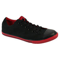 Converse - All Star - Slim Ox - Black / Red