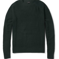 PRODUCT - J.Crew - Waffle-Knit Crew Neck Sweater - 398059 | MR PORTER