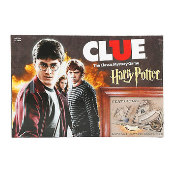 Clue: Harry Potter Edition Board Game