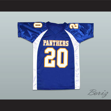 Friday Night Lights Brian 'Smash' Williams 20 Dillon High School Panthers Football Jersey