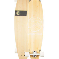 GOLDCOAST The Classic Bamboo Floater | Longboards & Cruisers