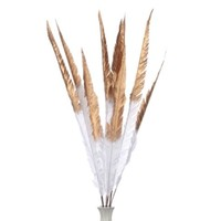 Feather Stem - Set of 3 | Stemmed Floral | Botanicals & Plants | Home Accents | Decor | Z Gallerie