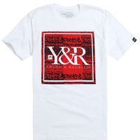 Young & Reckless Trade Lumber T-Shirt - Mens Tee - White