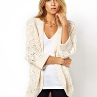 Oasis | Oasis Relaxed Cardigan at ASOS