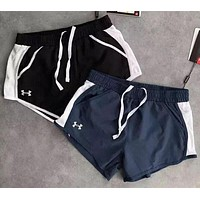 Under Armour Summer Popular Women Casual Yoga Gym Sports Running Shorts I12679-1