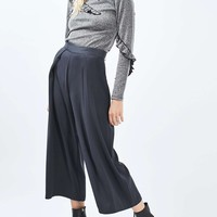 Crop Wide Leg Trousers - New In This Week - New In