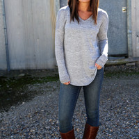 Cruise Lightweight Knit {Grey}