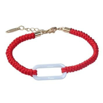 Red String Braided Friendship Kabbalah Bracelets