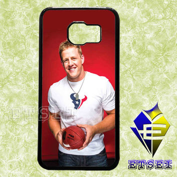 Jj Watt Houston Texans 788 case For Samsung Galaxy S3/S4/S5/S6 Regular/S6 Edge and Samsung Note 3/Note 4 case