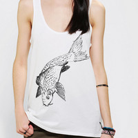 Urban Outfitters - Le Shirt Kio Fish Tank Top