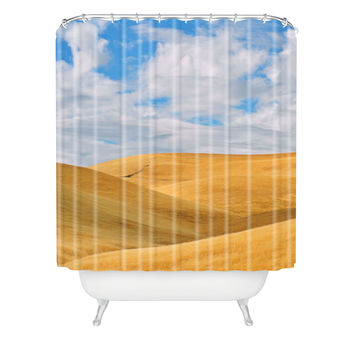 Lisa Argyropoulos Serenity Shower Curtain