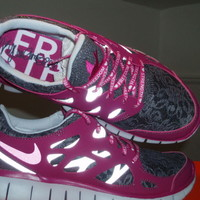 Nike Free Run 2.0 (GS) Doernbecher size US-5.5Y, 6, 6.5, and 7