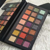 BEAUTY GLAZED Eyeshadow Palette - Urban