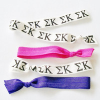Go Greek Week, Sigma Kappa Pride Set by Lucky Girl