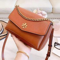 Tory Burch Classic Hot Sale Women Shopping Leather Shoulder Bag Crossbody Satchel