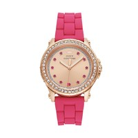 Juicy Couture Women's Pedigree Watch (Pink)