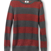 QSW Westsider Stripe Sweater
