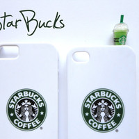 Starbucks iPhone 4 and iPhone 5 protective cases.