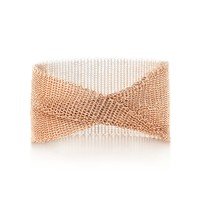 Tiffany & Co. - Elsa Peretti®:Mesh Wide Bracelet