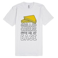 Grilled Cheese Puts Me At Ease