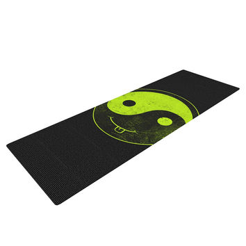 "Frederic Levy-Hadida ""Bad Ass Ying Yang"" Yoga Mat"