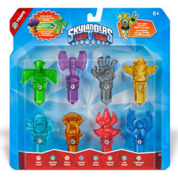 Walmart: Skylanders Trap Team 8 pack Trap #1 (Universal)
