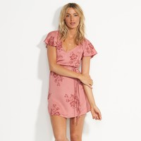 Billabong Women's Fine Flutter Dress | Sunburnt