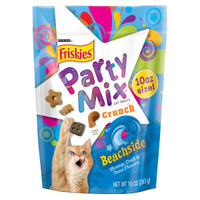 Purina® Friskies® Party Mix Cat Treat | Crunchy Treats | PetSmart